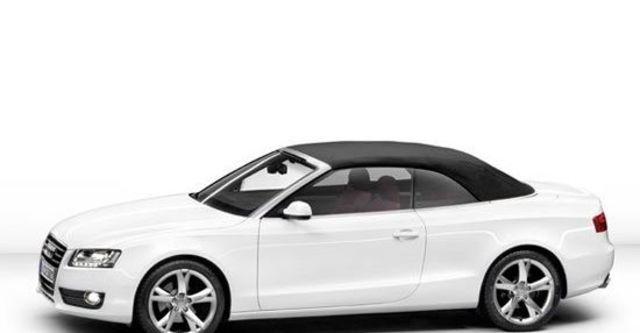 2011 Audi A5 Cabriolet 3.2 FSI quattro  第3張相片