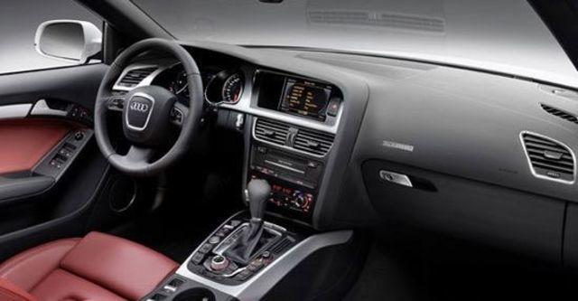 2011 Audi A5 Cabriolet 3.2 FSI quattro  第5張相片