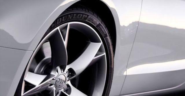 2011 Audi A5 Cabriolet 3.2 FSI quattro  第9張相片