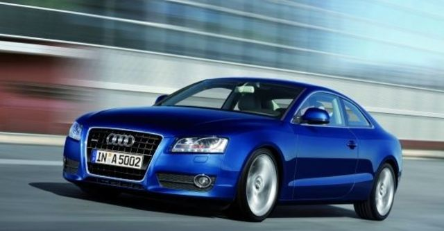 2011 Audi A5 Coupe 2.0 TFSI quattro  第2張相片