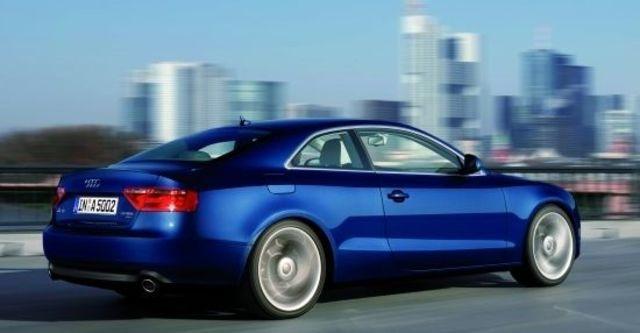 2011 Audi A5 Coupe 2.0 TFSI quattro  第3張相片