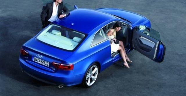 2011 Audi A5 Coupe 2.0 TFSI quattro  第5張相片