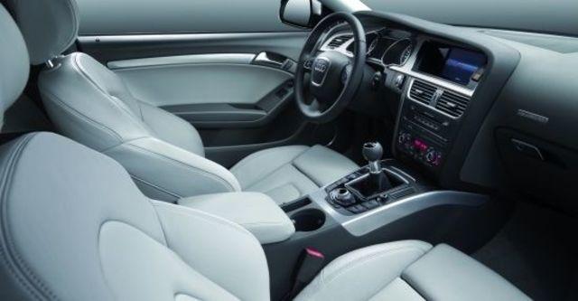 2011 Audi A5 Coupe 2.0 TFSI quattro  第6張相片
