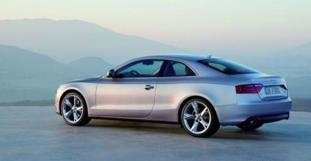 2011 Audi A5 Coupe 3.2 FSI quattro  第4張相片