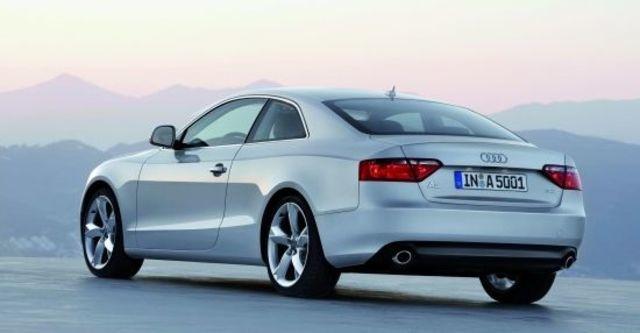 2011 Audi A5 Coupe 3.2 FSI quattro  第5張相片