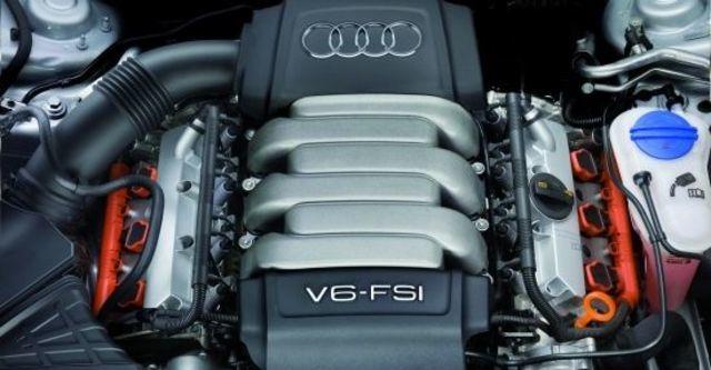2011 Audi A5 Coupe 3.2 FSI quattro  第7張相片