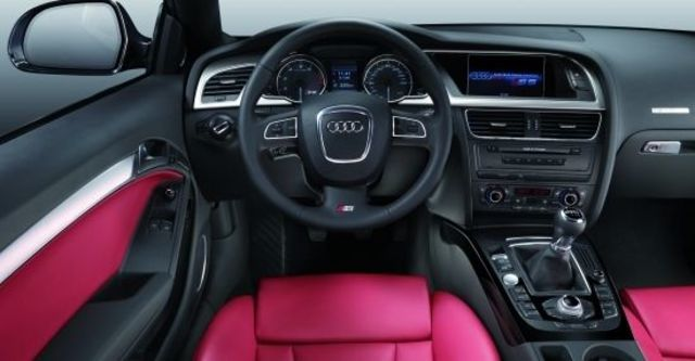 2011 Audi A5 Coupe S5  第8張相片