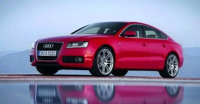 2011 Audi A5 Sportback 2.0 TFSI  第2張相片