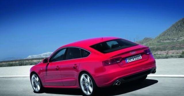 2011 Audi A5 Sportback 2.0 TFSI  第3張相片