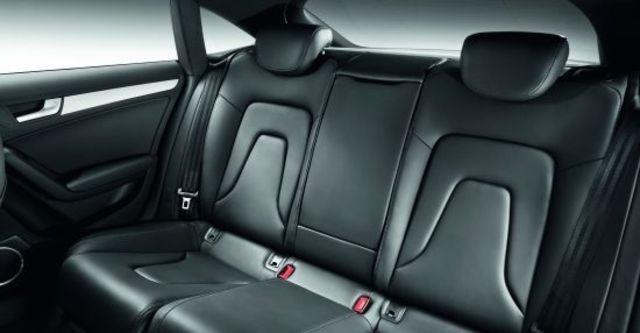 2011 Audi A5 Sportback 2.0 TFSI  第6張相片