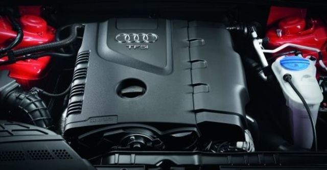 2011 Audi A5 Sportback 2.0 TFSI  第8張相片
