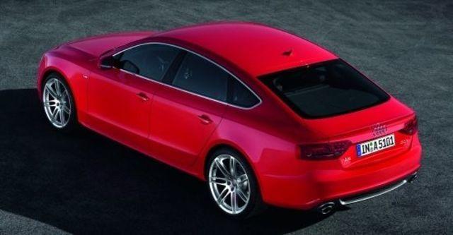 2011 Audi A5 Sportback 2.0 TFSI quattro  第3張相片