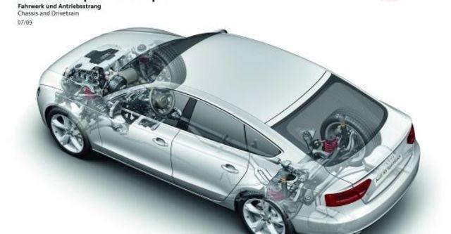 2011 Audi A5 Sportback 2.0 TFSI quattro  第8張相片