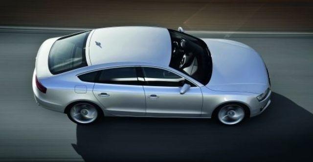 2011 Audi A5 Sportback 3.2 FSI quattro  第4張相片