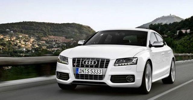 2011 Audi A5 Sportback S5  第1張相片