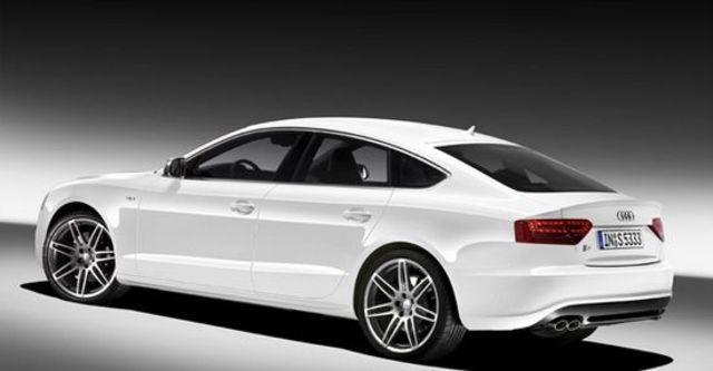 2011 Audi A5 Sportback S5  第3張相片