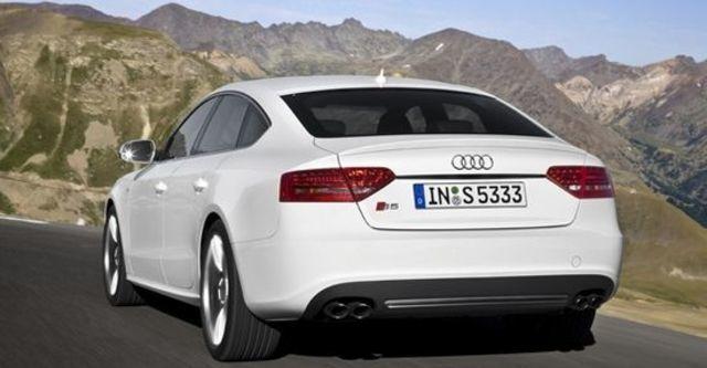 2011 Audi A5 Sportback S5  第4張相片