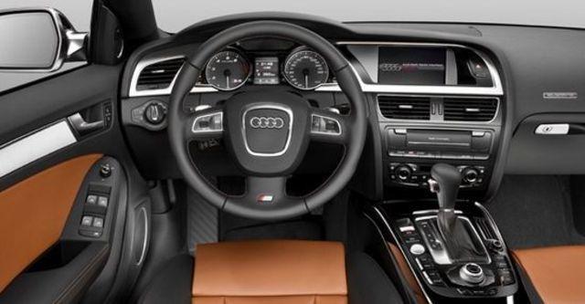 2011 Audi A5 Sportback S5  第5張相片