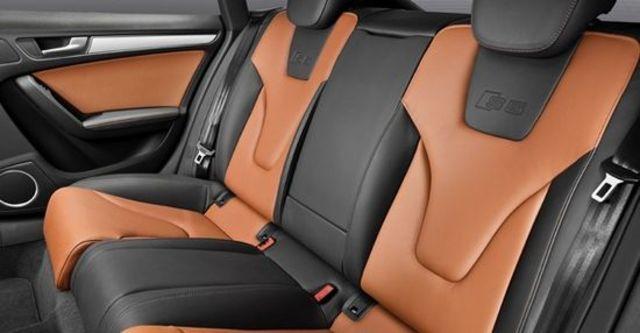 2011 Audi A5 Sportback S5  第6張相片