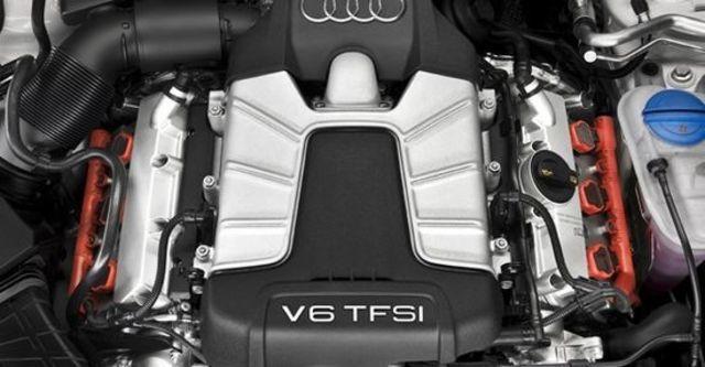 2011 Audi A5 Sportback S5  第7張相片