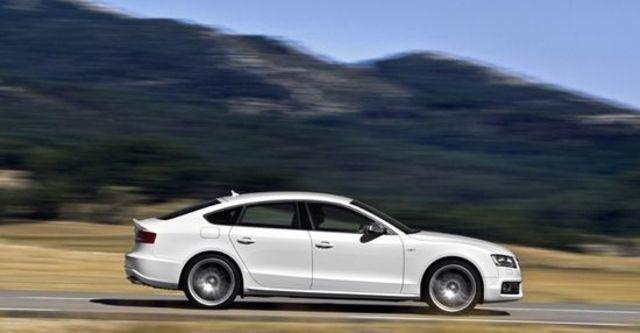 2011 Audi A5 Sportback S5  第8張相片