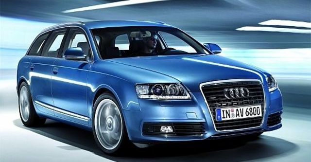 2011 Audi A6 Avant 3.0 TFSI quattro  第1張相片