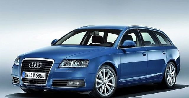 2011 Audi A6 Avant 3.0 TFSI quattro  第6張相片