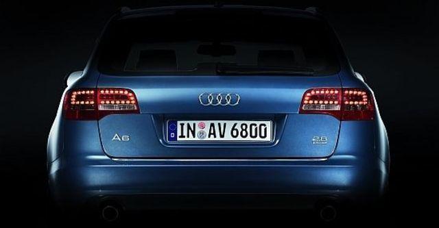 2011 Audi A6 Avant 3.0 TFSI quattro  第7張相片