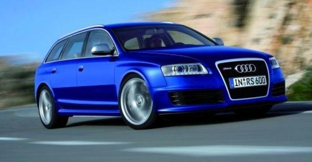 2011 Audi A6 Avant RS6  第1張相片