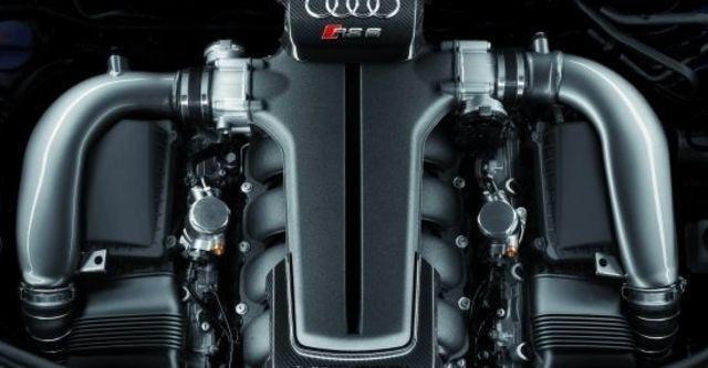 2011 Audi A6 Avant RS6  第8張相片