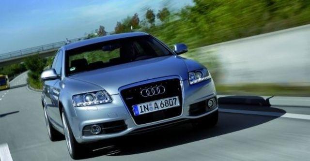 2011 Audi A6 Sedan 2.0 TFSI  第1張相片