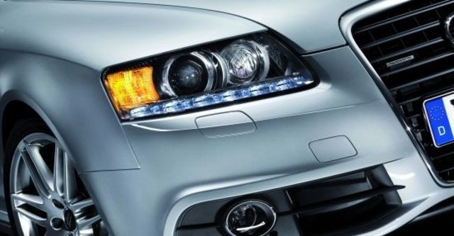 2011 Audi A6 Sedan 2.0 TFSI  第5張相片