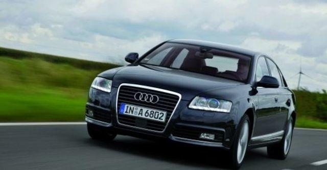 2011 Audi A6 Sedan 2.8 FSI quattro  第1張相片