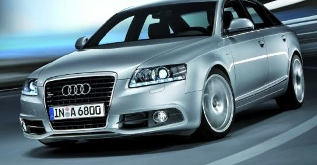 2011 Audi A6 Sedan 3.0 TDI quattro  第1張相片