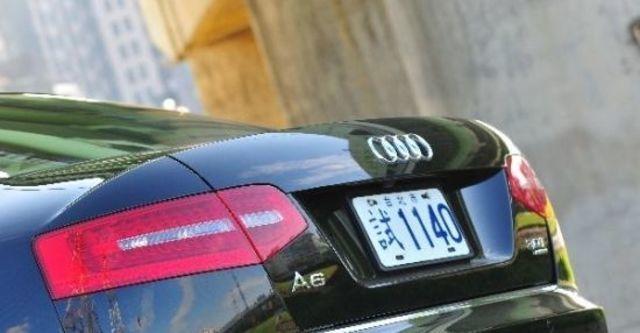 2011 Audi A6 Sedan 3.0 TFSI quattro  第4張相片