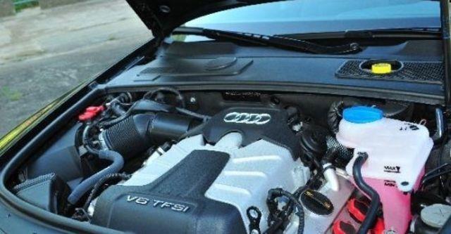 2011 Audi A6 Sedan 3.0 TFSI quattro  第5張相片