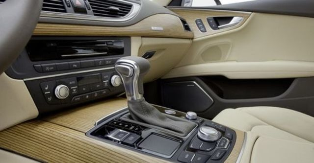 2011 Audi A7 Sportback 2.8 FSI quattro  第7張相片