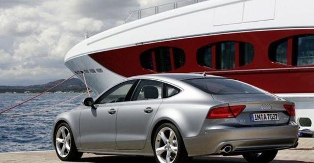 2011 Audi A7 Sportback 2.8 FSI quattro  第9張相片