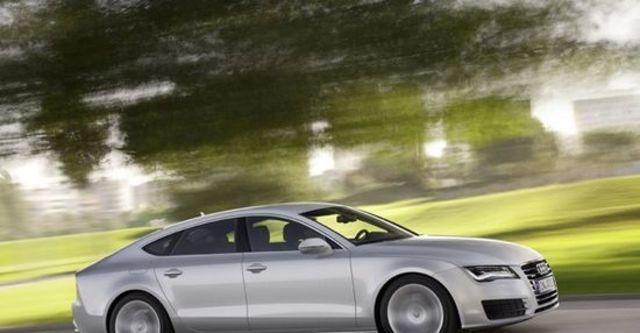 2011 Audi A7 Sportback 2.8 FSI quattro  第10張相片
