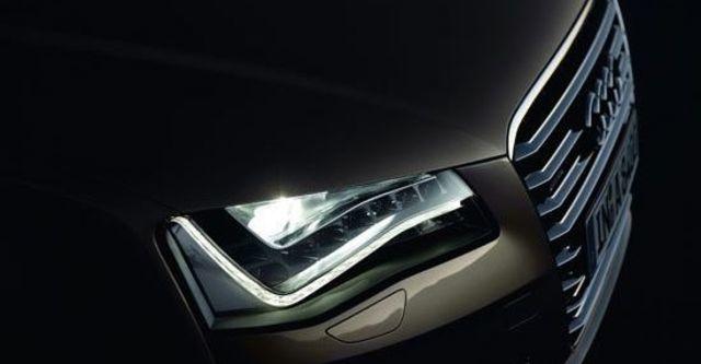2011 Audi A8 L V6  第3張相片