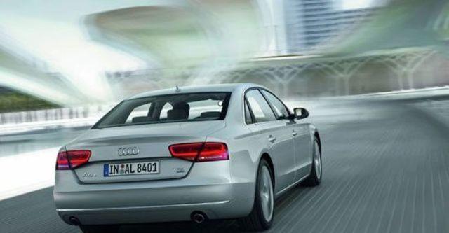 2011 Audi A8 L V6  第9張相片