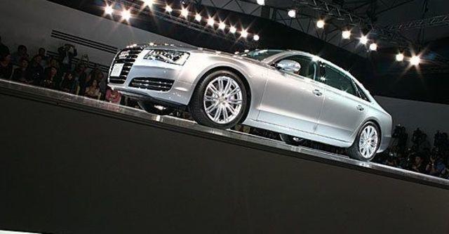 2011 Audi A8 L V8  第2張相片