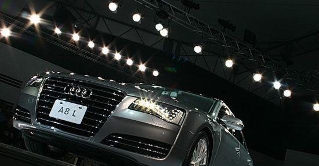 2011 Audi A8 L V8  第3張相片