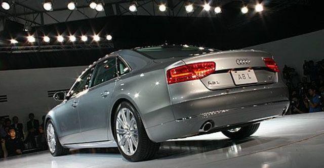 2011 Audi A8 L V8  第4張相片