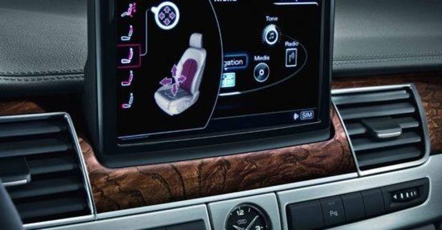 2011 Audi A8 L V8  第6張相片