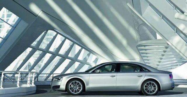 2011 Audi A8 V6  第8張相片