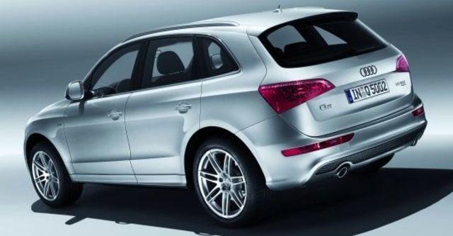 2011 Audi Q5 3.0 TDI quattro  第6張相片