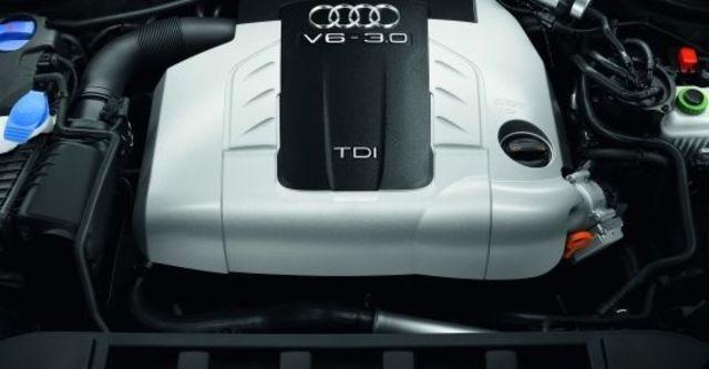 2011 Audi Q7 3.0 TDI quattro  第5張相片