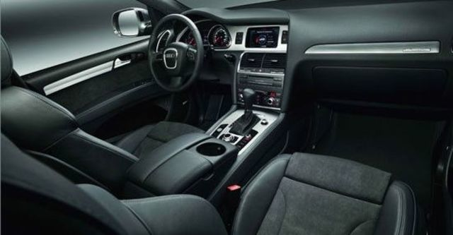 2011 Audi Q7 3.0 TFSI quattro  第6張相片