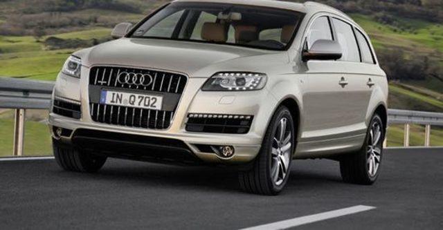 2011 Audi Q7 4.2 TDI quattro  第2張相片